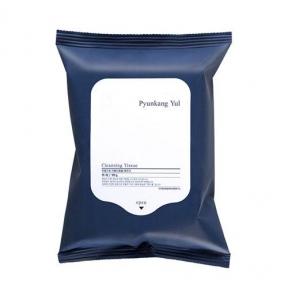 Очищающие влажные салфетки с экстрактами центеллы и портулака Pyunkang Yul Cleansing Tissue 25шт