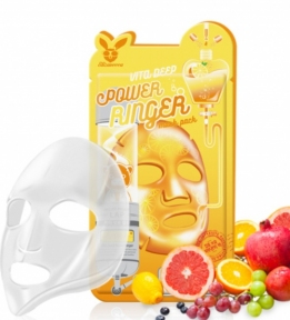 Маска-лифтинг Медовая Elizavecca Face Care Honey Deep Power Ringer Mask Pack 23ml