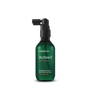 Активный питательный тоник против выпадения волос Aromatica Rosemary Active V Anti-Hair Loss Tonic 100ml