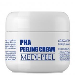 Пилинг-крем ночной с комплексом пептидов Medi-Peel PHA Peeling Cream 50ml