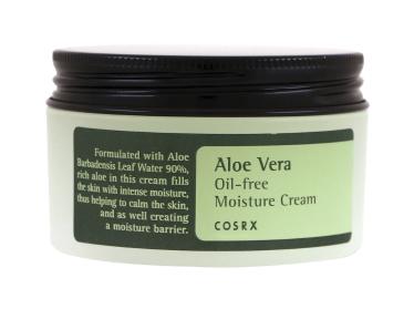 Крем - Гель Успокаивающий Увлажняющий С Алоэ COSRX Aloe Vera Oil Free Moisture Cream  100ml