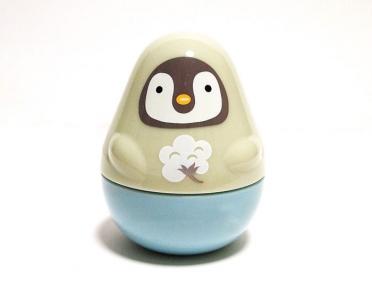 Крем для рук с ароматом хлопка Etude House Missing U Hand Cream Fairy Penguin 30ml