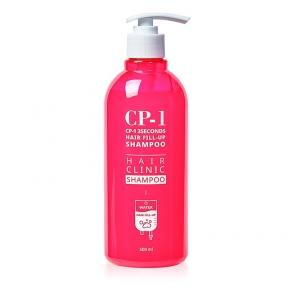Шампунь для гладкости волос восстанавливающий Esthetic House CP-1 3Seconds Hair Fill-Up Shampoo 500ml