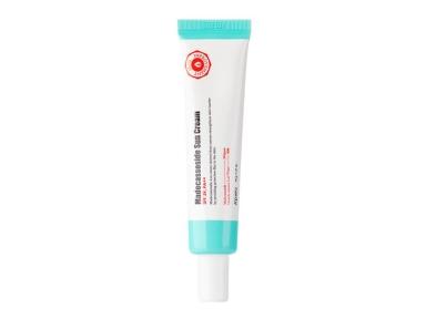 Солнцезащитный крем успокаивающий с экстрактом центеллы A'pieu Madecassoside Sun Cream SPF39, PA++ 40ml