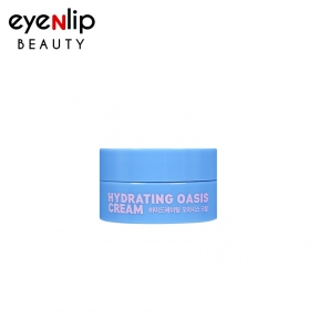 Крем для лица увлажняющий с розовой гималайской солью Eyenlip Hydrating Oasis Cream SAMPLE, 15ml