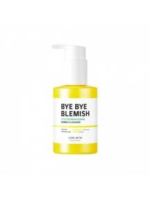 Маска-пенка для лица кислородная Some By Mi Bye Bye Blemish Vita Tox Brightening Bubble Cleanser 120ml