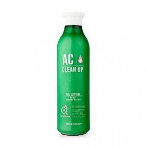 Лосьон-Тонер Лечащий С Чайным Деревом И Папайей Etude House AC Clean Up Gel Lotion