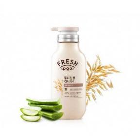 Восстанавливающий кондиционер для волос Fresh Pop Pure Aloe & Oat Conditioner 500ml