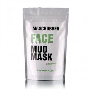 Маска матирующая с морскими минералами для лица Mr.Scrubber Face Mattifying Mud Mask 150g
