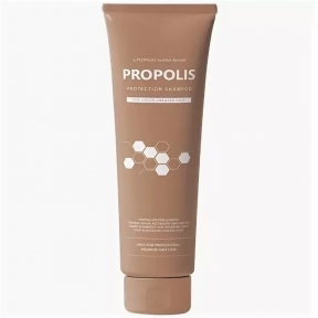 Шампунь укрепляющий с экстрактом прополиса для волос Evas Pedison Institut-Beaute Propolis Protein Shampoo 100ml