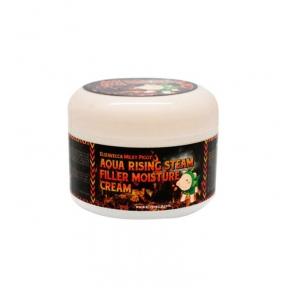 Крем увлажняющий с аргановым маслом для лица Elizavecca Face Care Aqua Rising Argan Gelato Steam Cream 100ml