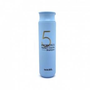 Шампунь с пробиотиками для идеального объема волос Masil 5 Probiotics Perfect Volume Shampoo