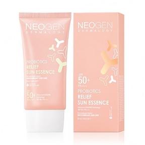 Солнцезащитная эссенция с пребиотиками Neogen Probiotics Relief Sun Essence 50ml