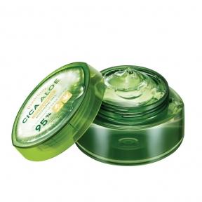 Гель успокаивающий с центеллой и алоэ вера для тела Premium Cica Aloe Soothing Gel MISSHA 300ml