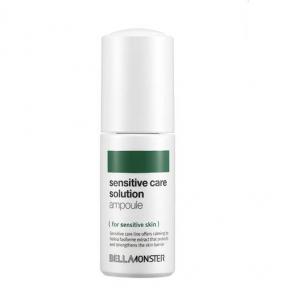 Ампула успокаивающая с экстрактом бурых водорослей для чувствительной кожи BellaMonster  Sensitive Care Solution Ampoule 30ml