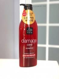 Шампунь Восстанавливающий Mise-En-Scene DAMAGE CARE Sleek&Smooth Shampoo 680ml