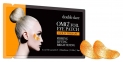 Патчи тонизирующие с кофеином Double Dare OMG! Foil Eye Patch Gold Treatment 6ml